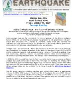 ESciWeek 2020 Friday ESM Special Bulletin