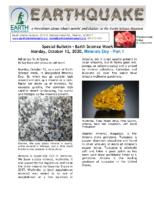 ESciWeek 2020 Monday ESM Special Bulletin Part1