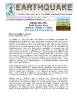 ESciWeek 2020 Saturday ESM Special Bulletin